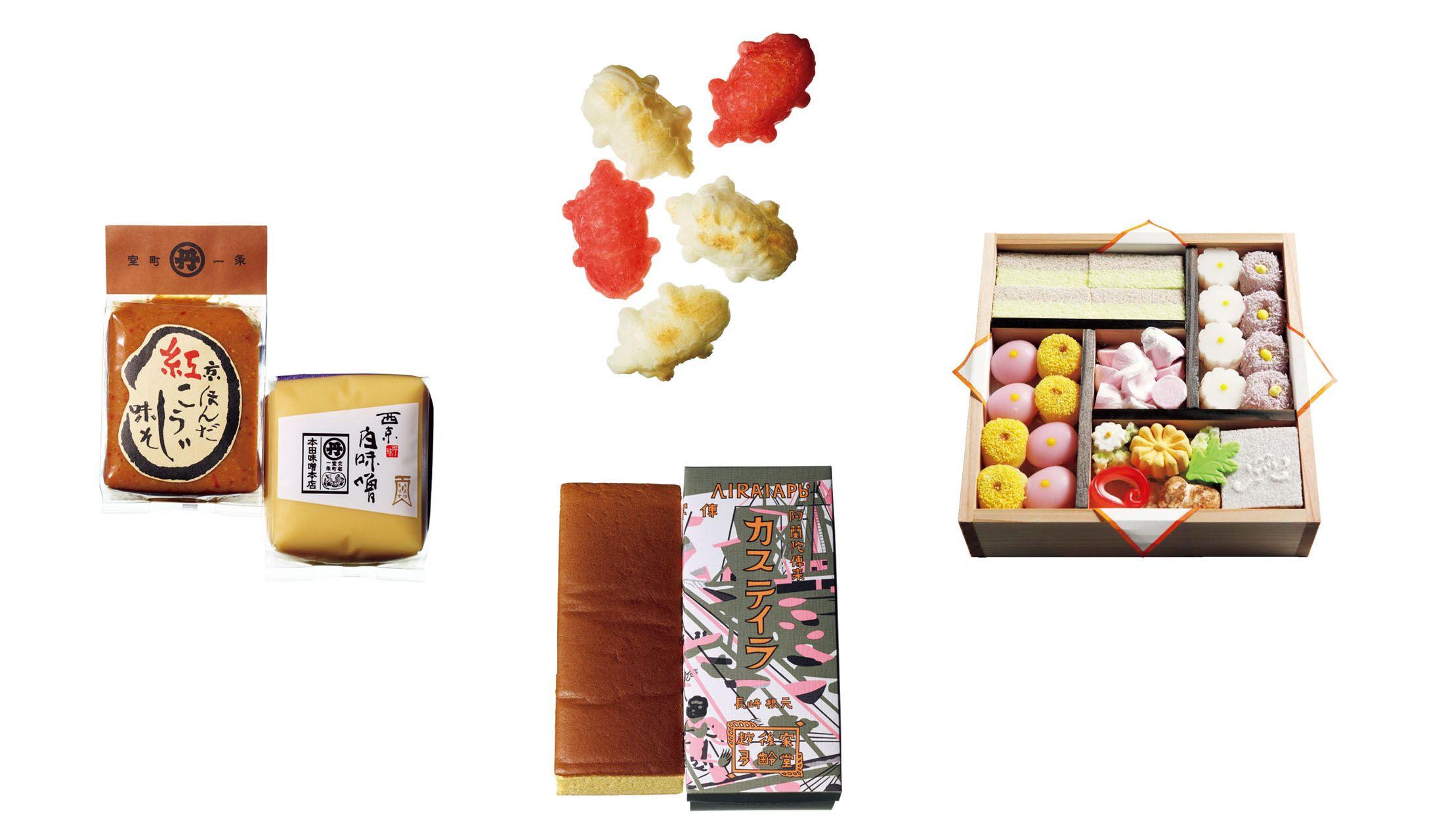 京都で手に入れたい4つの美味しいもの名品