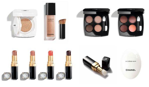 シャネルの人気化粧品|ファンデーション・リップ・アイシャドウから、おすすめアイテム&人気色をピックアップ
