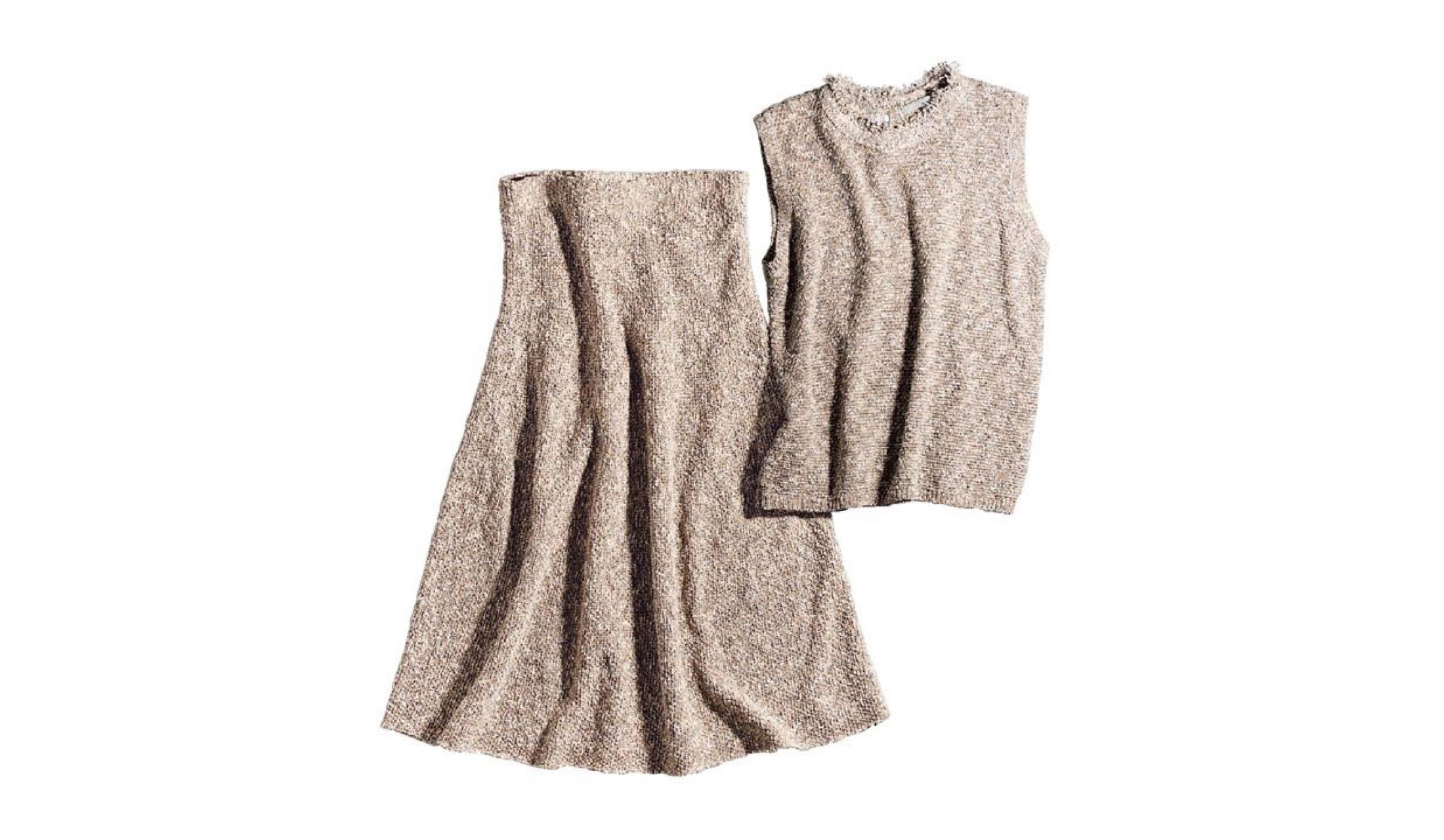 Theory luxeのトップス&スカート