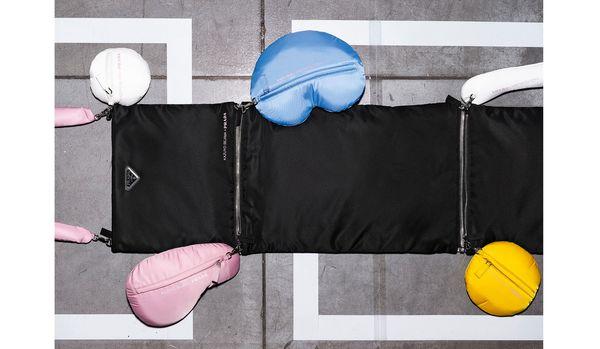 プラダが女性建築家・妹島和世さんとコラボしたら「ペットのようなバッグ」ができちゃった!