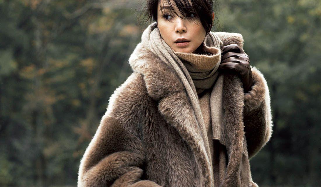 【気温5度の服装|レディース】