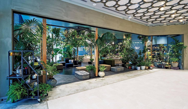 東京・日本橋にある「SOLSO HOME」の店舗外観