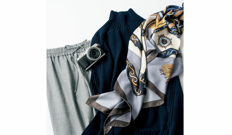 エルメスのスカーフ『アマゾンの祭典』