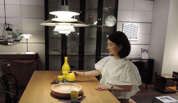 【身長156cmのインテリア】世界中で愛されるランプ「ルイスポールセンのPH5」の魅力