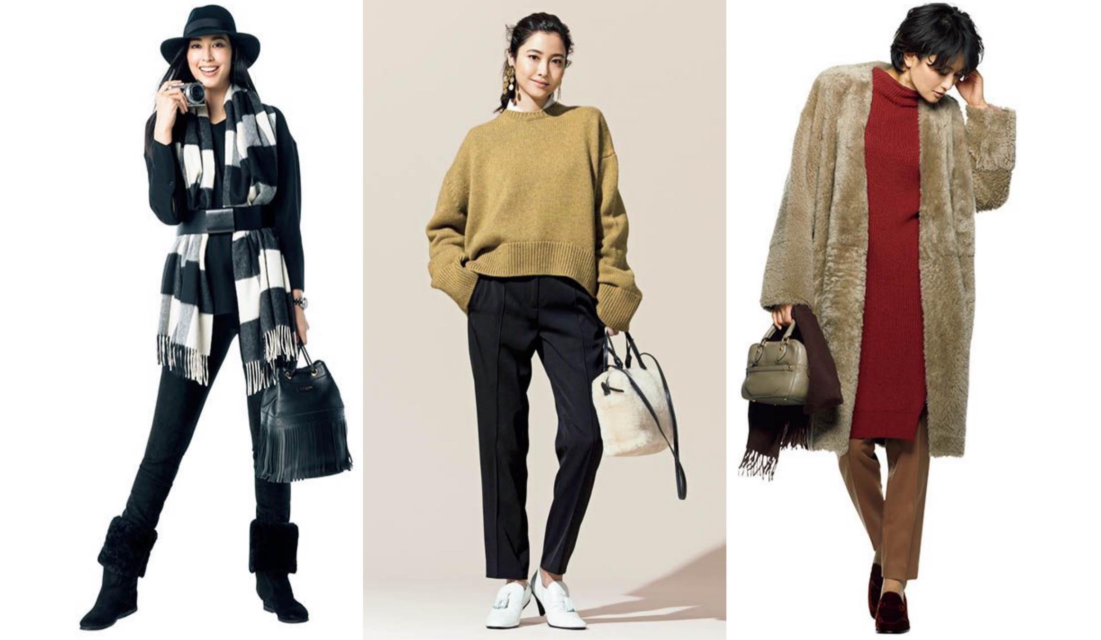 モード系ファッションコーデ27選【冬】|流行の最新コーデから