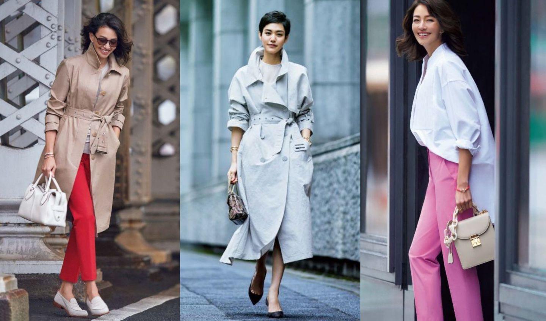 大人かっこいいファッション3スタイル