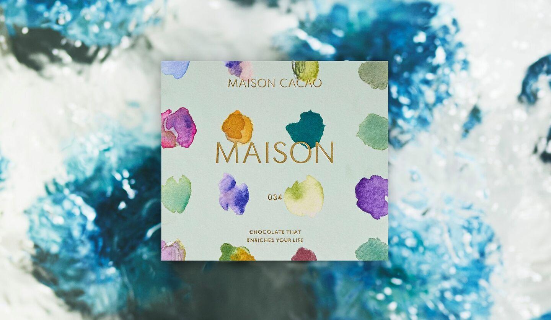 メゾンカカオの新コレクションより「メゾン(MAISON)」
