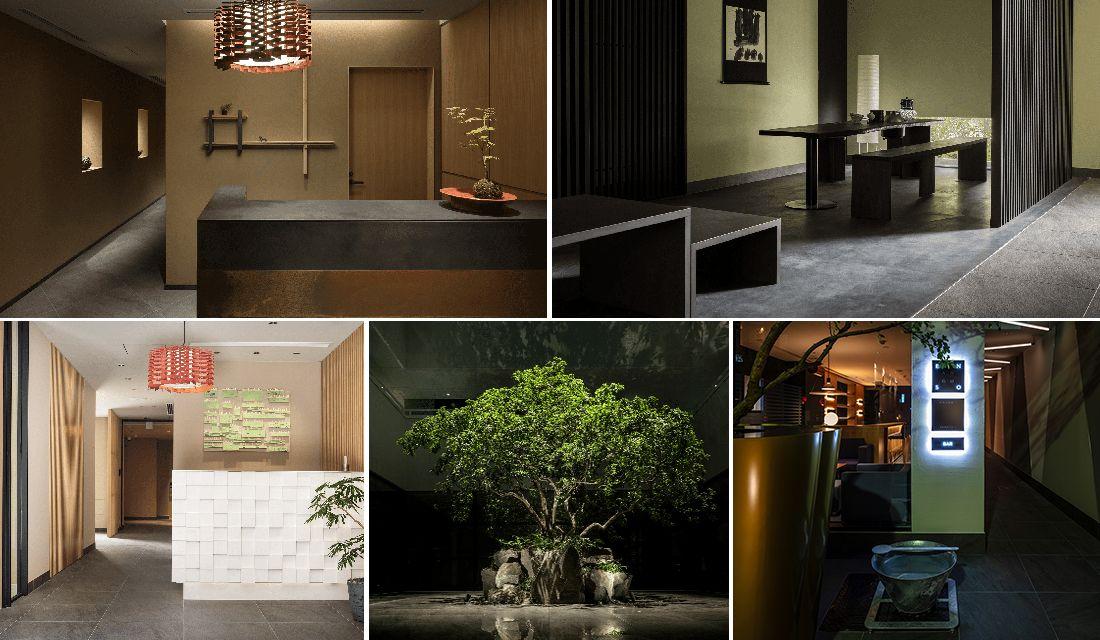 """ホテル間を行き来できる""""5棟でひとつ""""という新発想ホテル「ENSO ANGO(エンソウ アンゴ)」"""