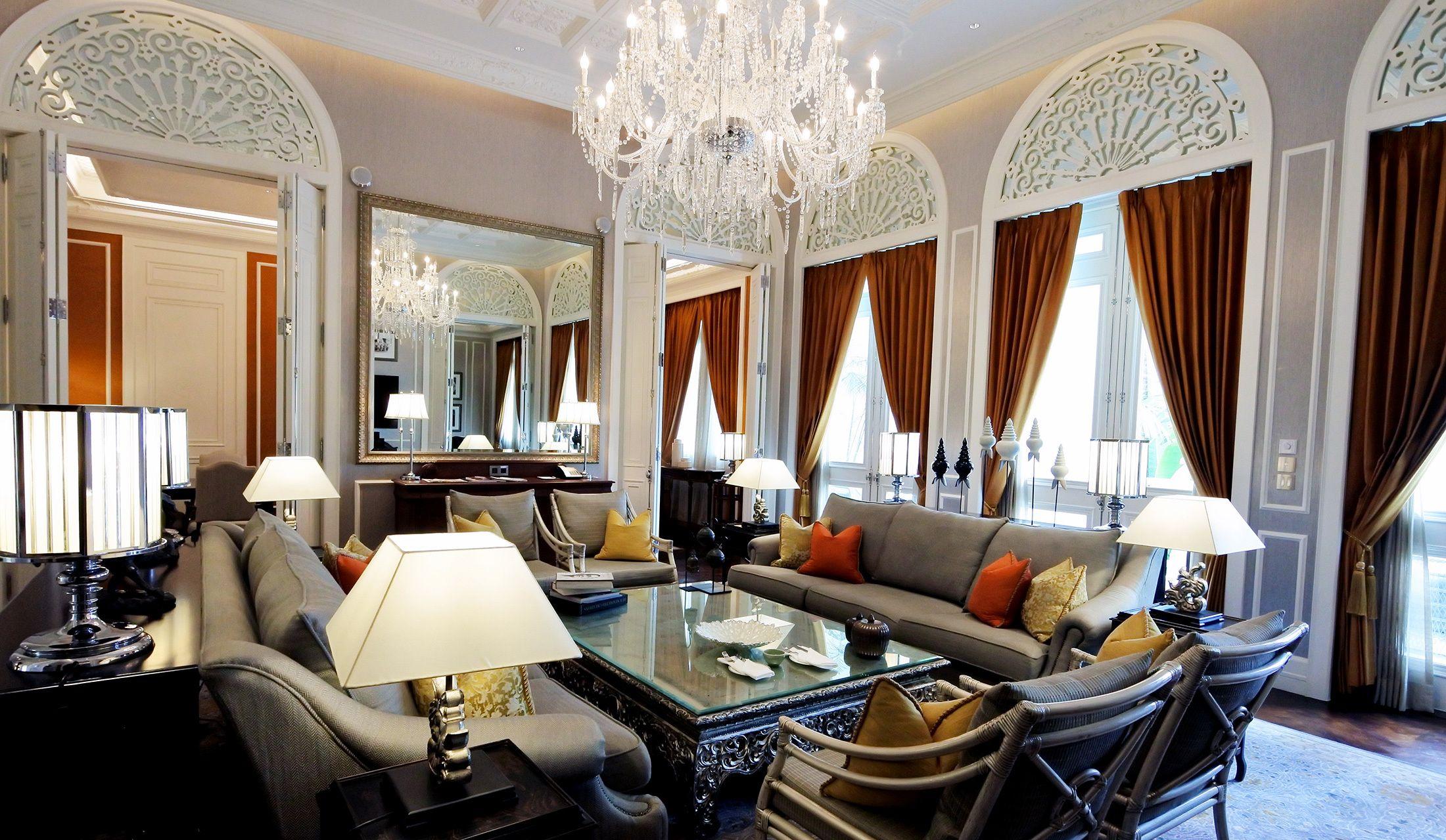 名門ホテル、マンダリン オリエンタル バンコクが大リニューアル