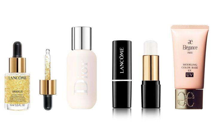 おすすめの化粧下地とメイクアップベースの使い方テク