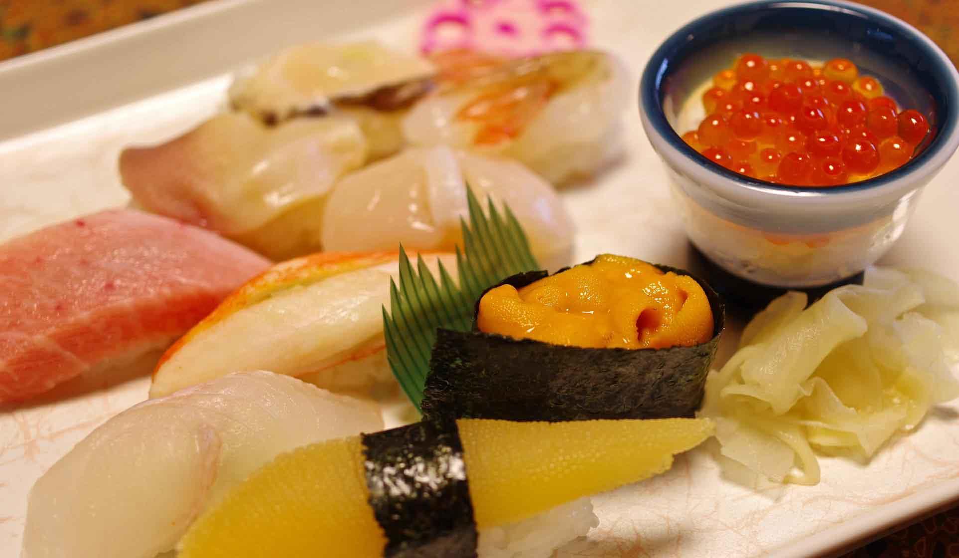 苫小牧の和食店 「日本橋」