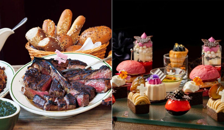 熟成肉ステーキ専門店「ピーター・ルーガー・ステーキハウス 東京」、「グランド ハイアット 東京」の『ハロウィンアフタヌーンティー』