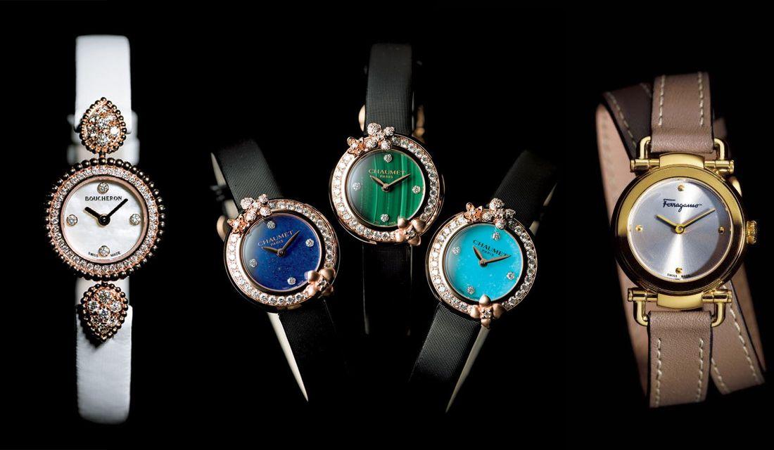 手元を華やかに飾るクリスマスに身につけたいレディースブランド腕時計10選