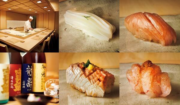 全国から鮨通が押し寄せる【熟成鮨】の名店|東京・西荻窪「鮨 まるふく」