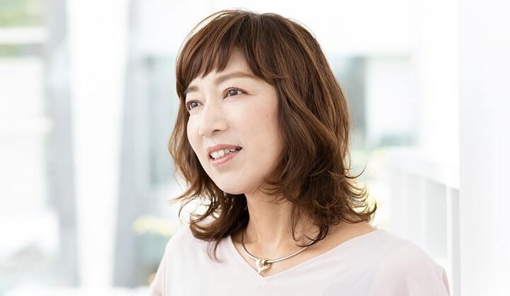 安岡けいさん(48歳/パソコン講師)