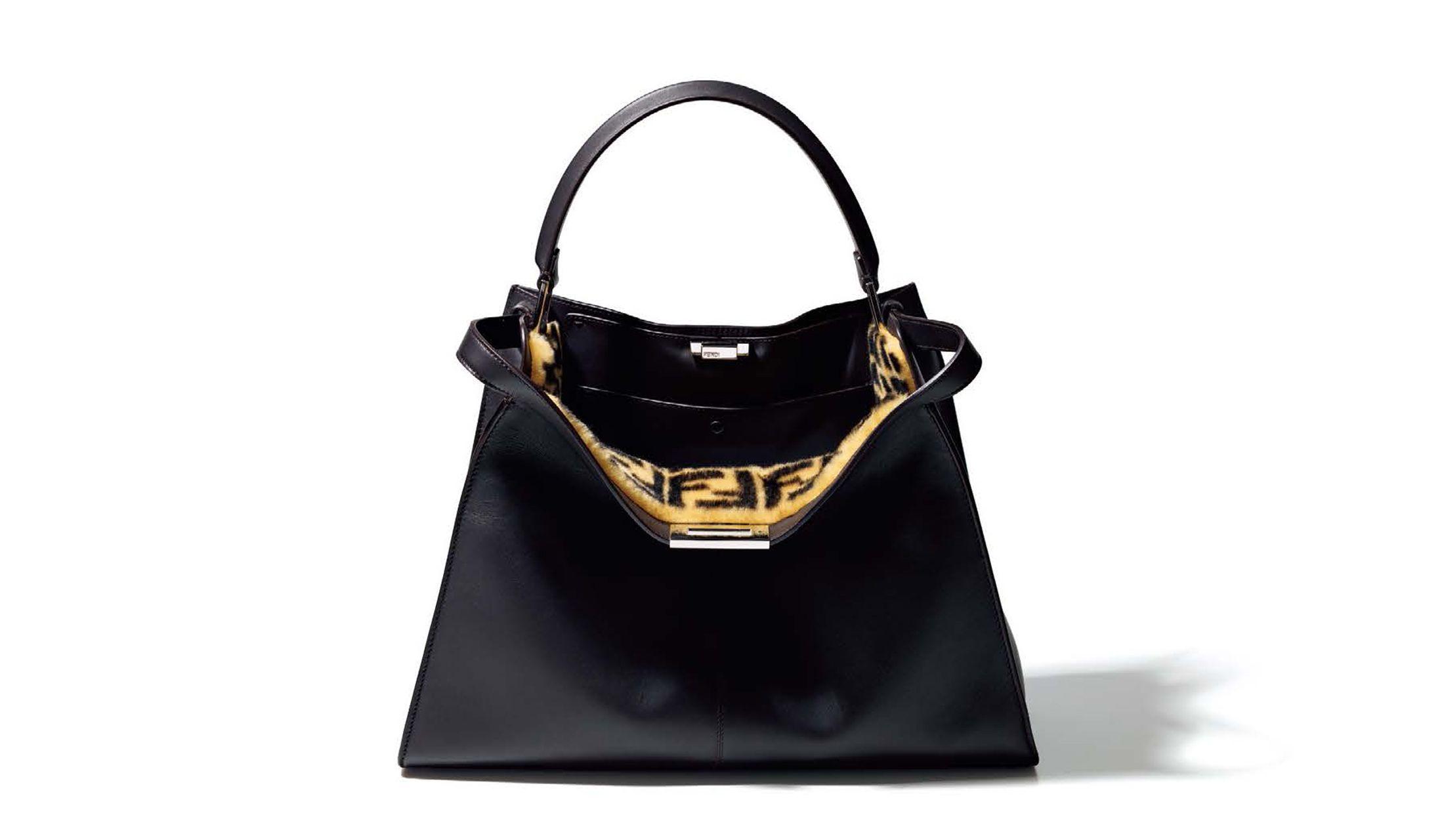 フェンディのバッグ「ピーカブー エックスライト」