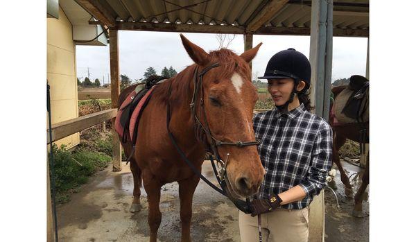 年齢も体の不調も心配なし。乗馬には、飽き性だって続く理由があります