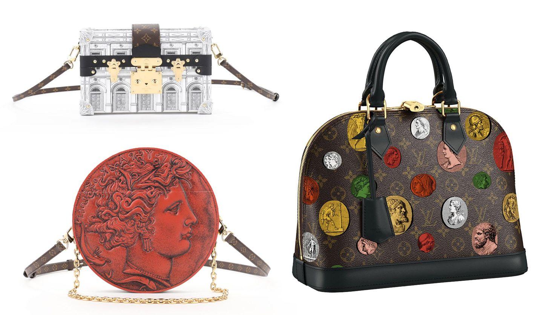 ルイ・ヴィトン×フォルナセッティのコラボレーションバッグ