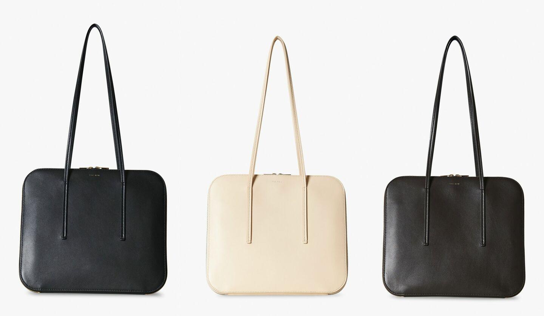 ザ・ロウのモダンで実用的な新作バッグ