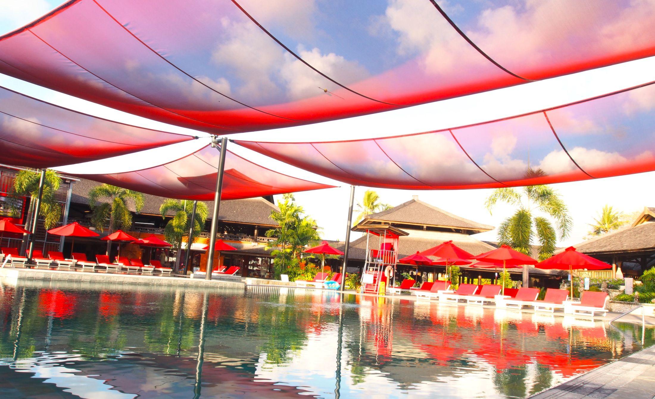 「Club Med Bali(クラブメッドバリ)」のロケーション写真、プールの画像