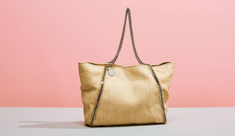 STELLA McCARTNEY(ステラ マッカートニー)の新作かごバッグの写真
