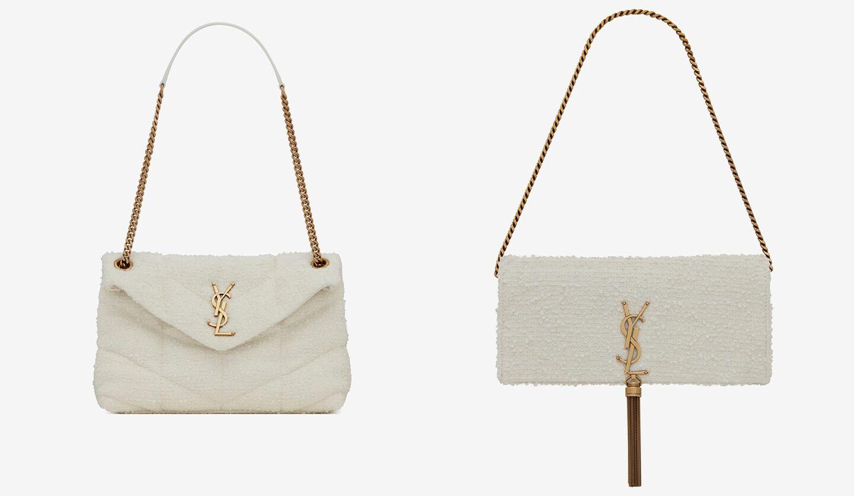 サンローラン表参道と銀座限定で販売される新作バッグ2点