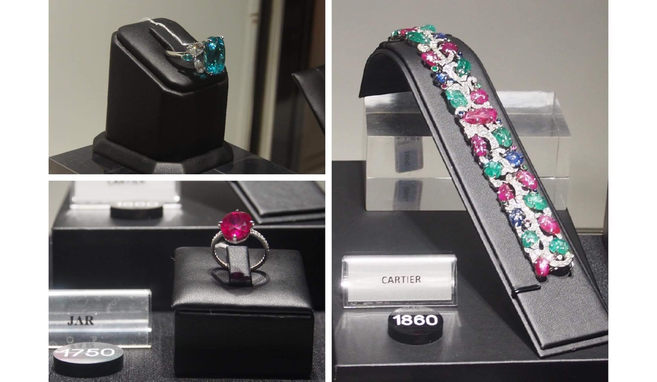 10月3日に香港で開催される「サザビーズジュエリーオークション(Magnificent Jewels and Jedlik)」