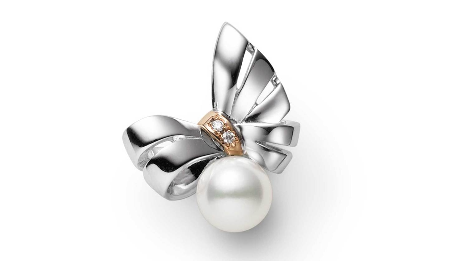 「MIKIMOTO for ACC 2018」ピンブローチ