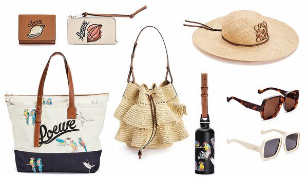 ロエベの大人気「パウラズ イビザ」コレクションからカゴバッグやお財布など注目アイテムを厳選