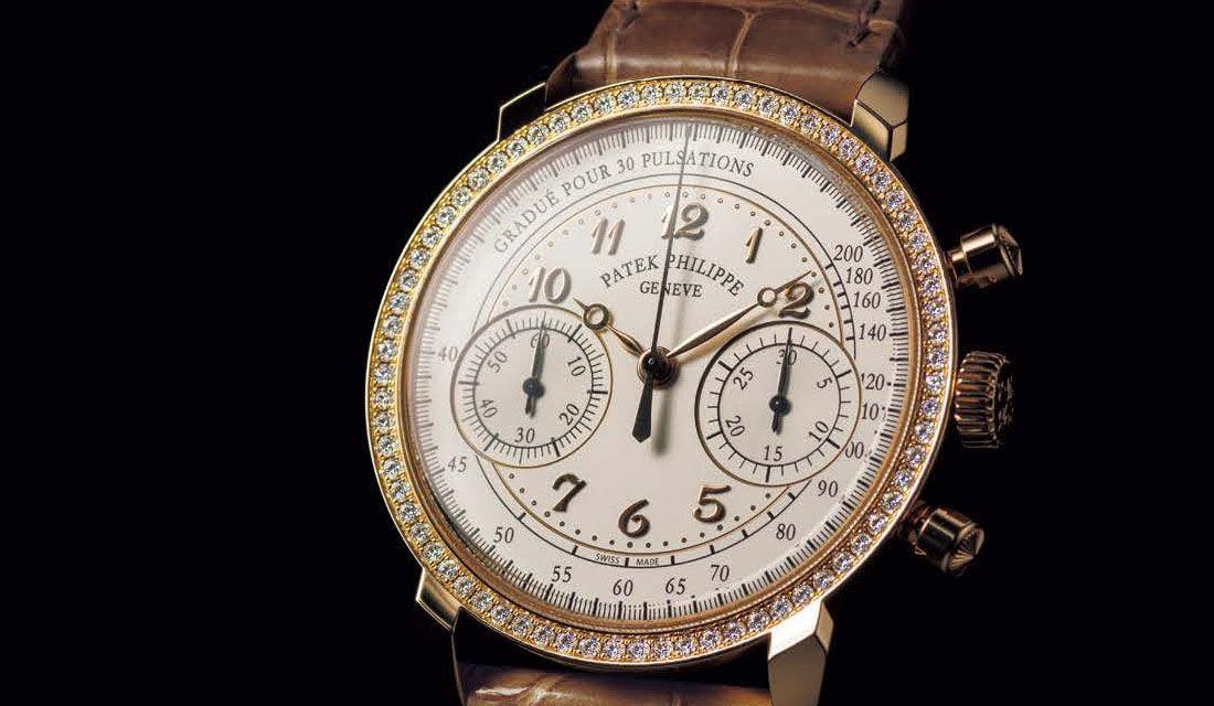 パテック フィリップの時計『クロノグラフ 7150/250』