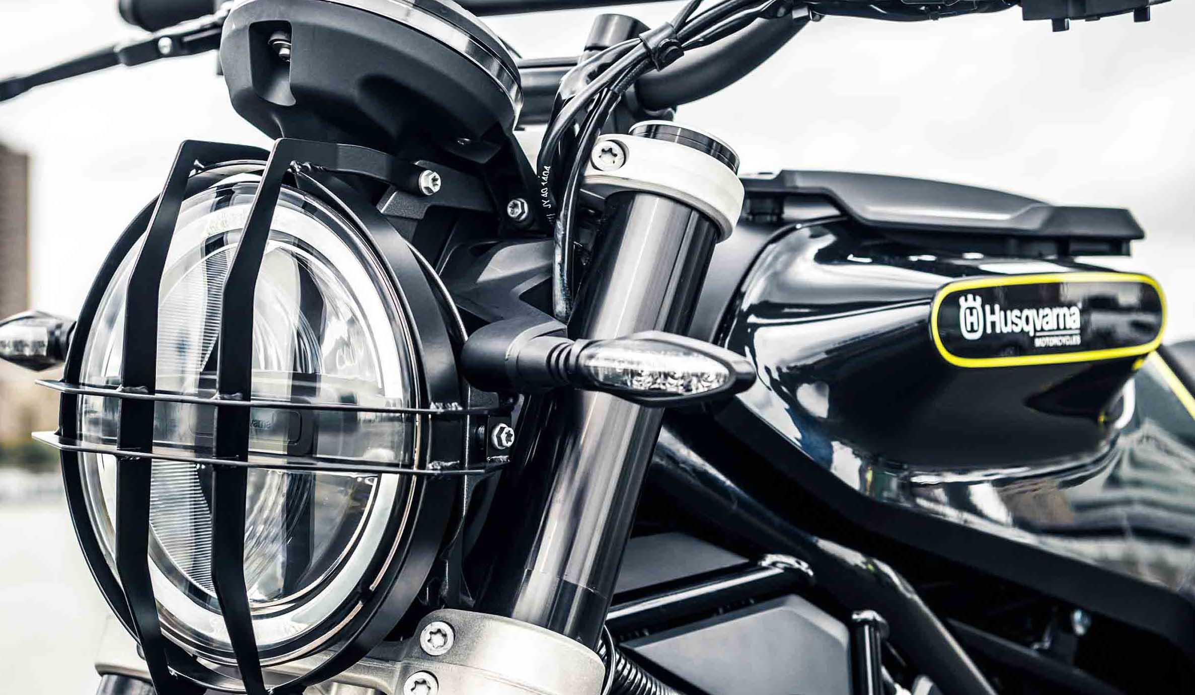 ハスクバーナのバイク