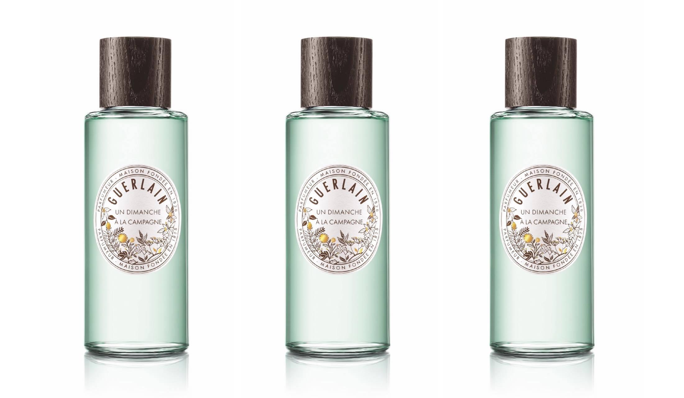 ゲランの香水「アン ディマンシュ ア ラ カンパーニュ」