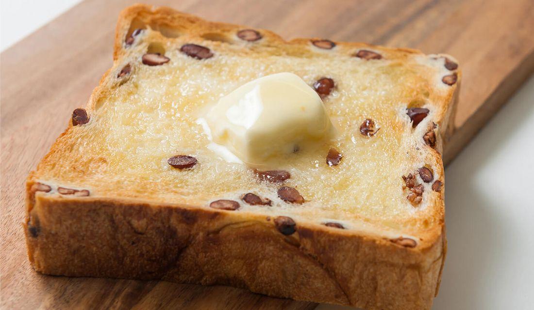 あずき食パン