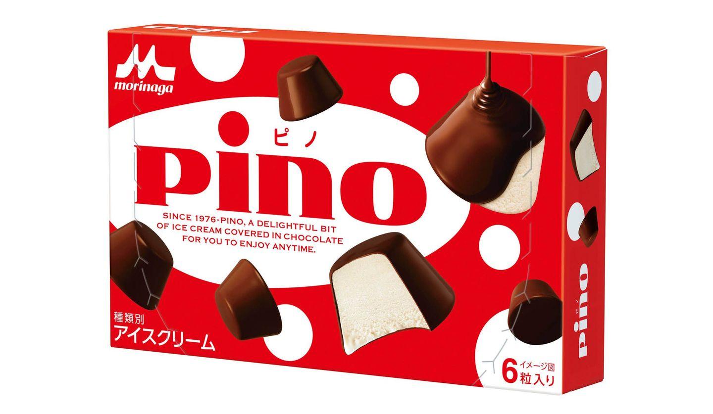 森永乳業のアイス「ピノ」