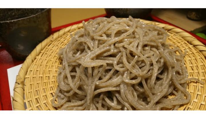 勢揃坂 蕎 ぎん清の蕎麦