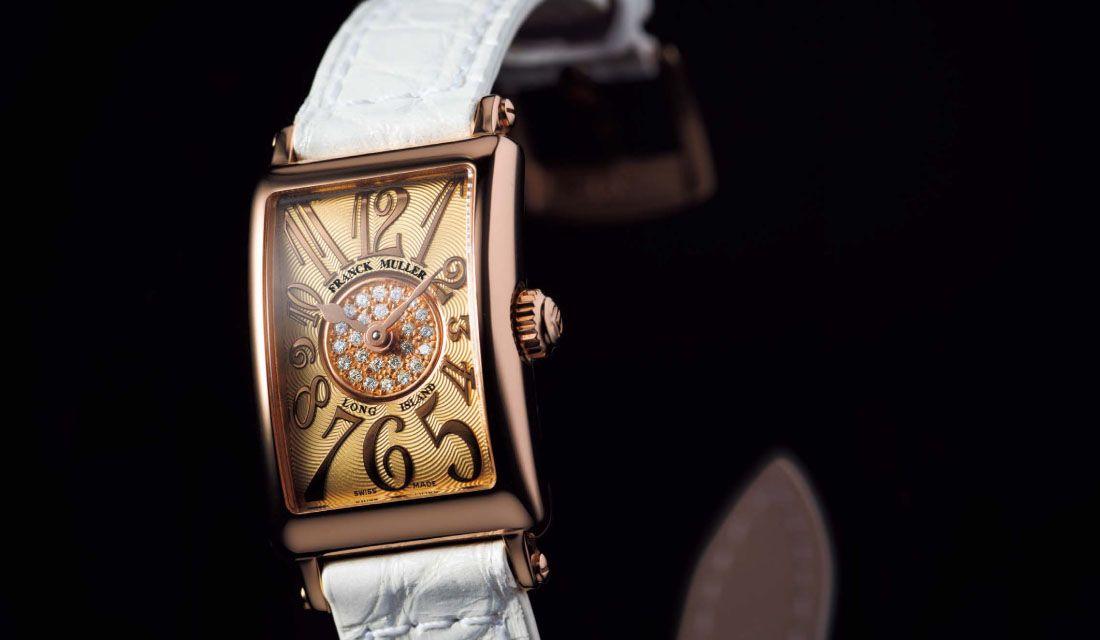 フランク ミュラーの時計『ロングアイランドプティ パスティーユ』
