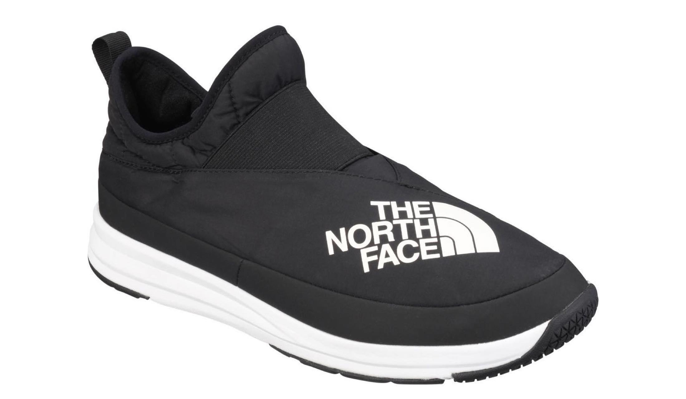 ノース・フェイスの靴「ヌプシトラクション ライトモックⅢ キモノ」