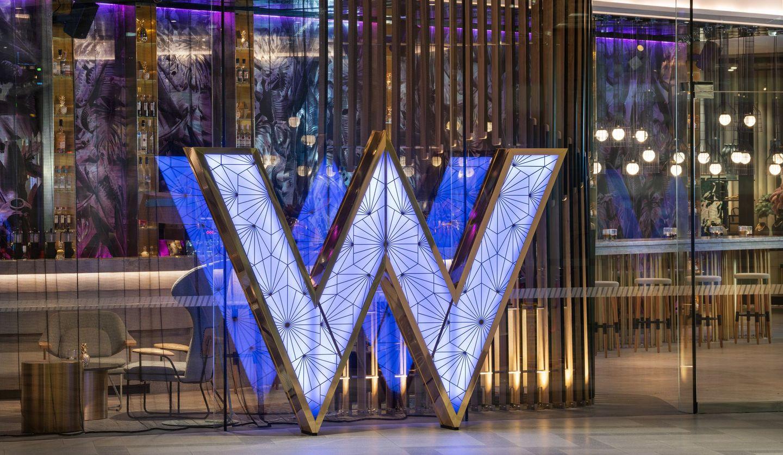 ブリスベン注目ホテルのWオブジェ