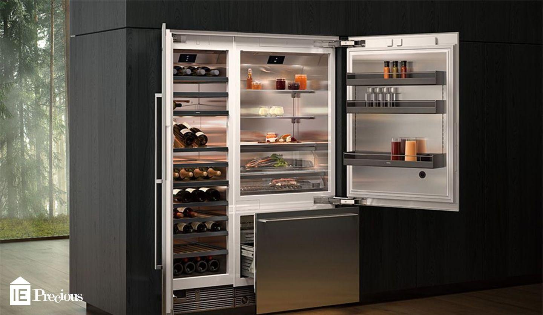 壁と一体化「ビルトイン冷蔵庫」っていくら?普通の冷蔵庫との違いや選び方、国産・海外ブランドのおすすめ