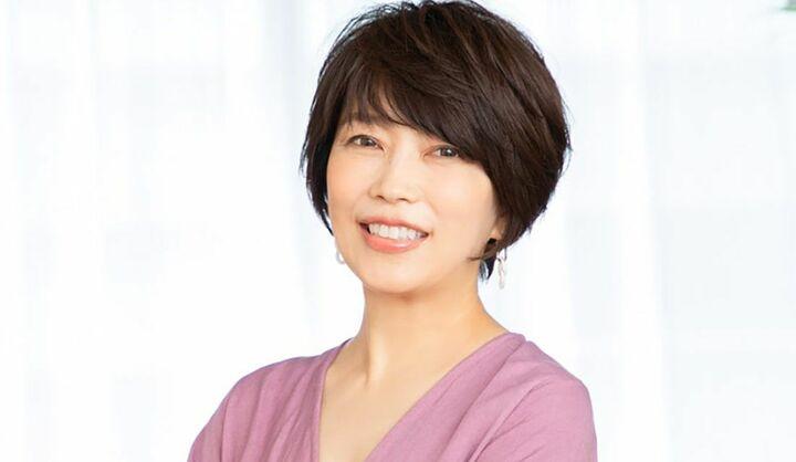 椿原順子さん(49歳/美容ライター・モデル)