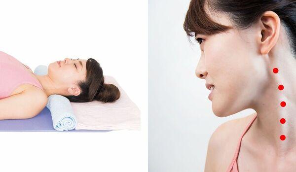 肩・首コリの解消法【簡単メソッド4選】