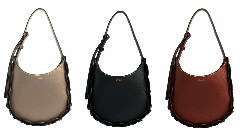 クロエから登場したモダンな佇まいの新作バッグ