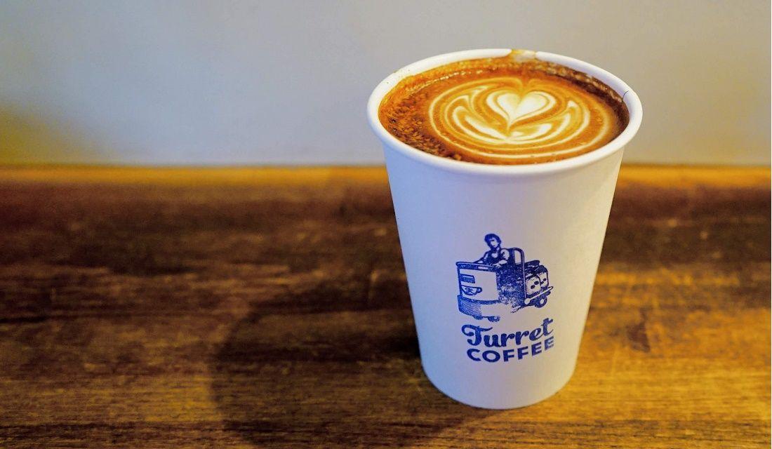 築地の名店『Turret COFFEE(ターレットコーヒー)』が「Ginza Sony Park」に。秋季限定でTurret COFFEE GINZAオープン!