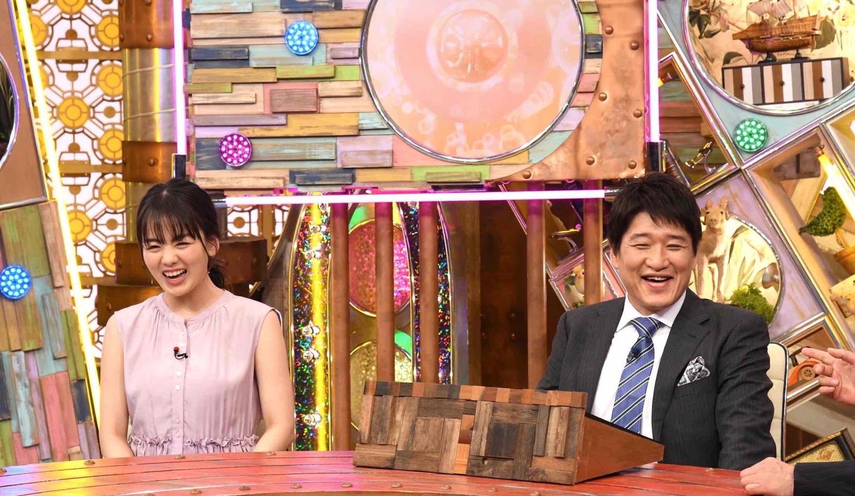 ポツンと一軒家 伊原六花さんと林修さん ©ABCテレビ
