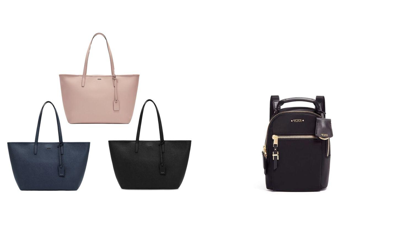 軽量でコンパクトなバックパックなど、新店舗だけの限定バッグ