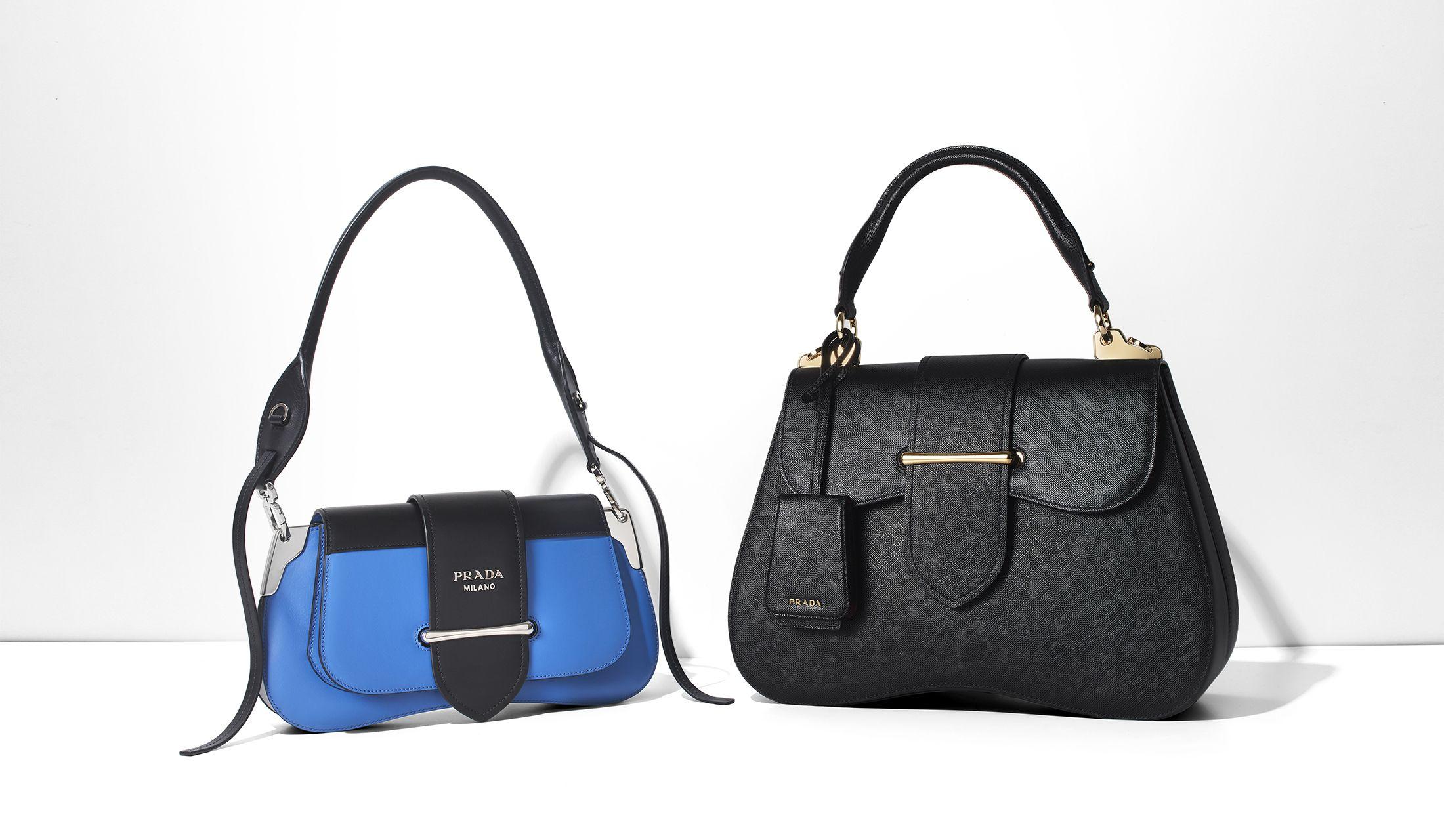 PRADA(プラダ)の2019年春夏の新作バッグの写真