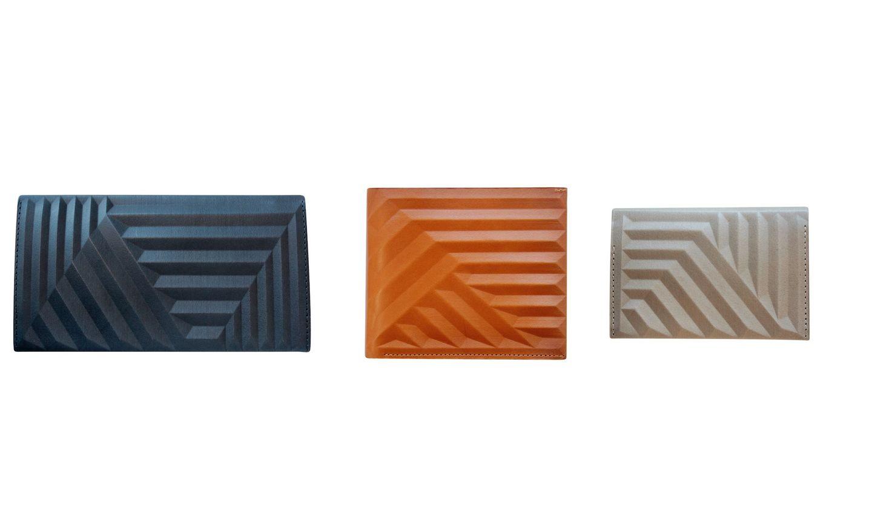 カンペールの3Dプリンターを使った新作財布3選