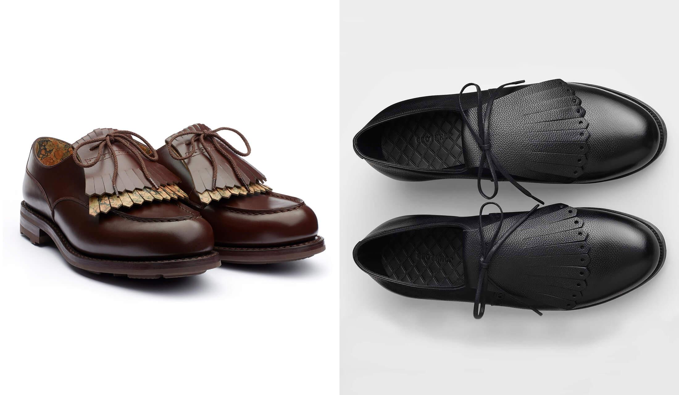 「山羊座(やぎ座)」を開運へと導くマスキュリンなJ.M. WESTON(ジェイエムウエストン)とJHON LOBB(ジョンロブ)の革靴の写真