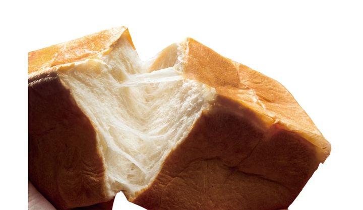 高級食パン専門店「たし算とひき算」の食パンイメージ写真