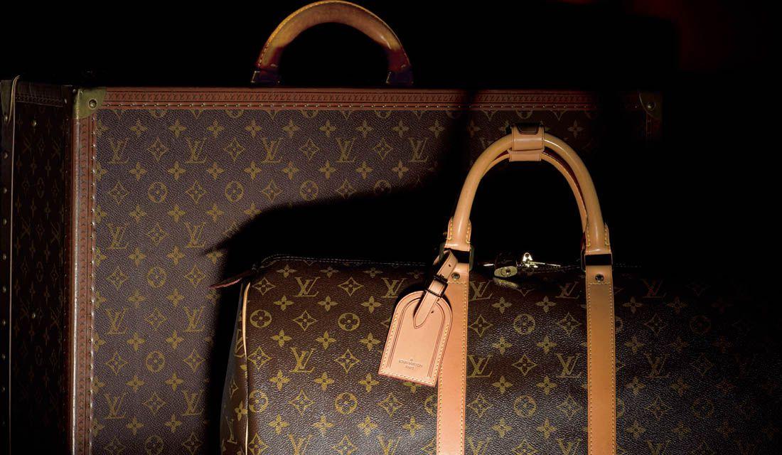 ルイ・ヴィトンのボストンバッグ「モノグラム・キャンバス」